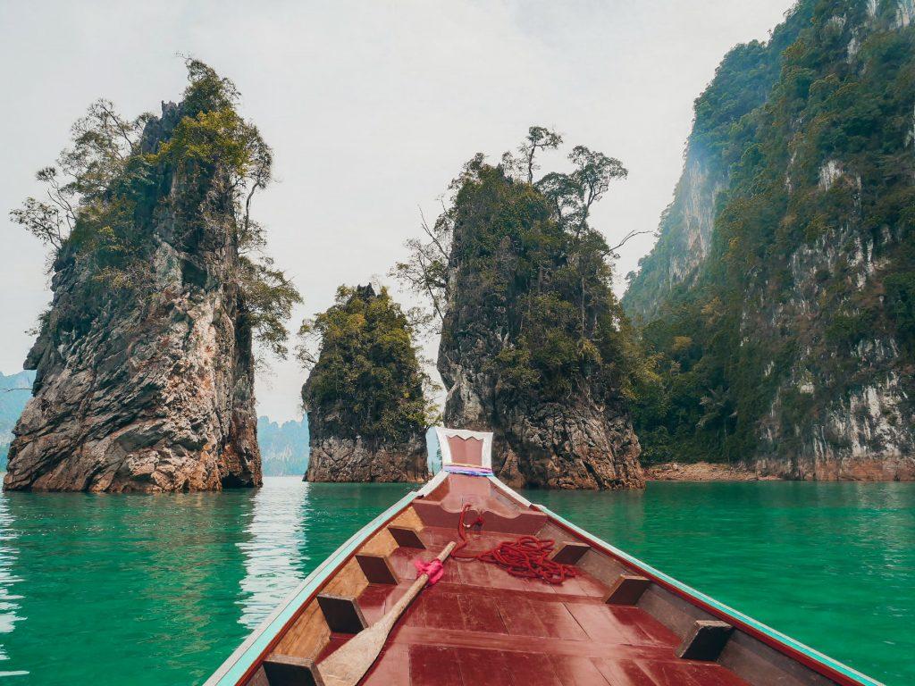 ruta por el sur de Tailandia