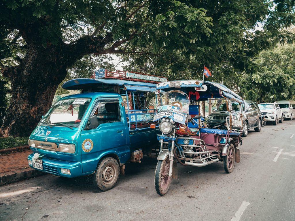 presupuesto mochilero para viajar a Laos