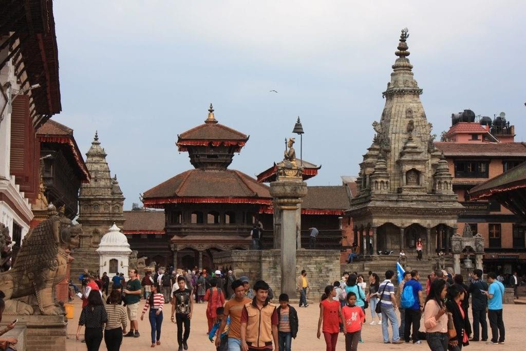 templos de Bhaktapur