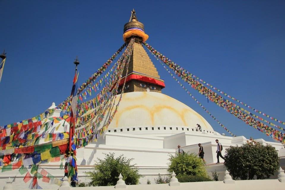 que ver en Katmandú