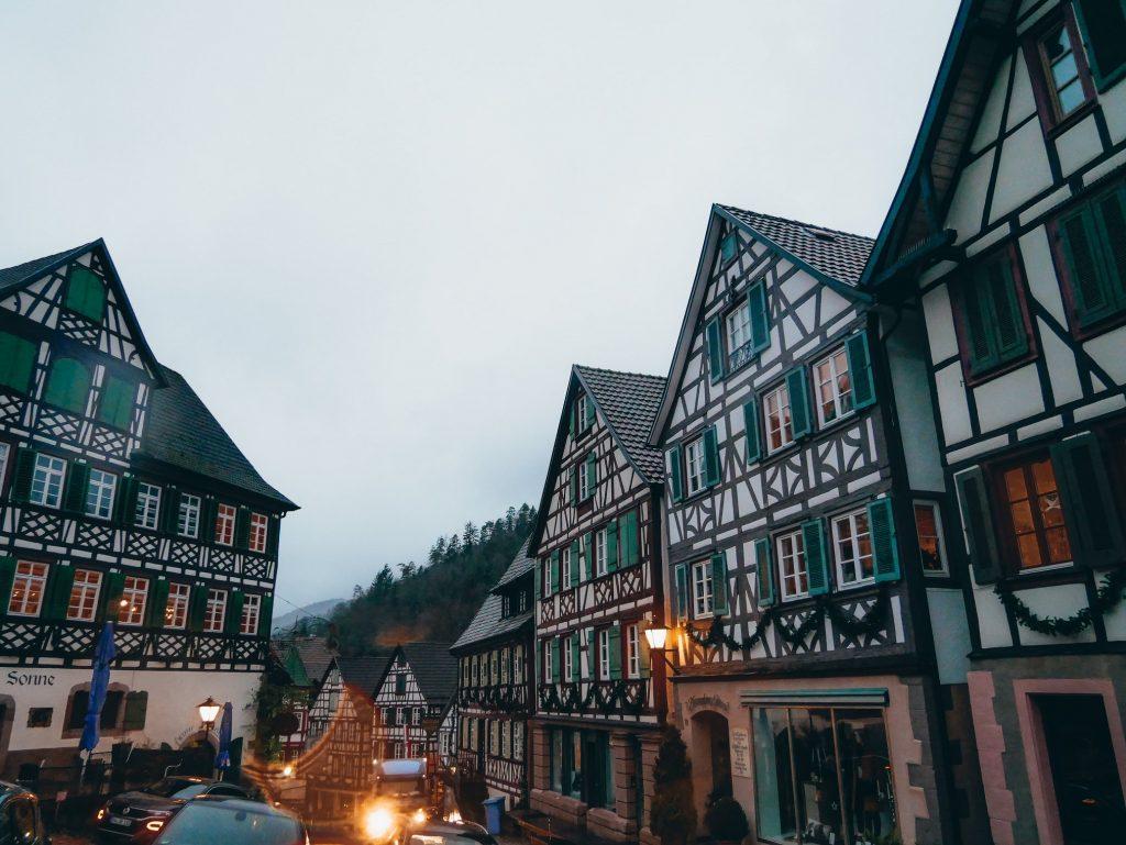 casas de Schiltach