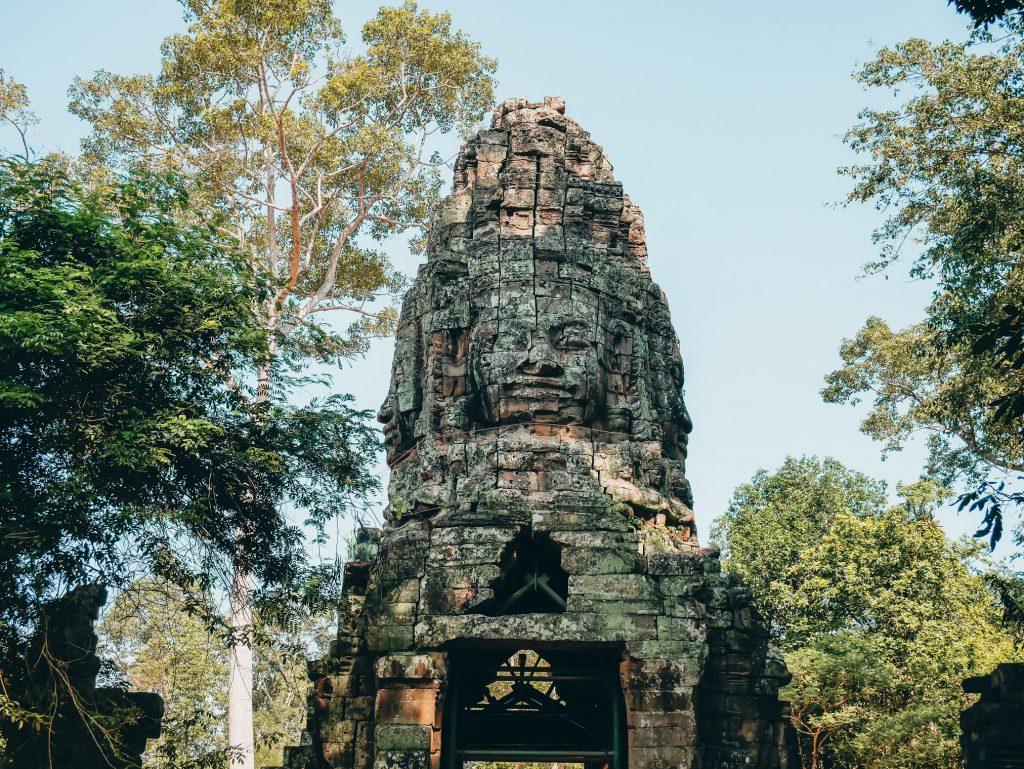 Puerta de Tonle Om
