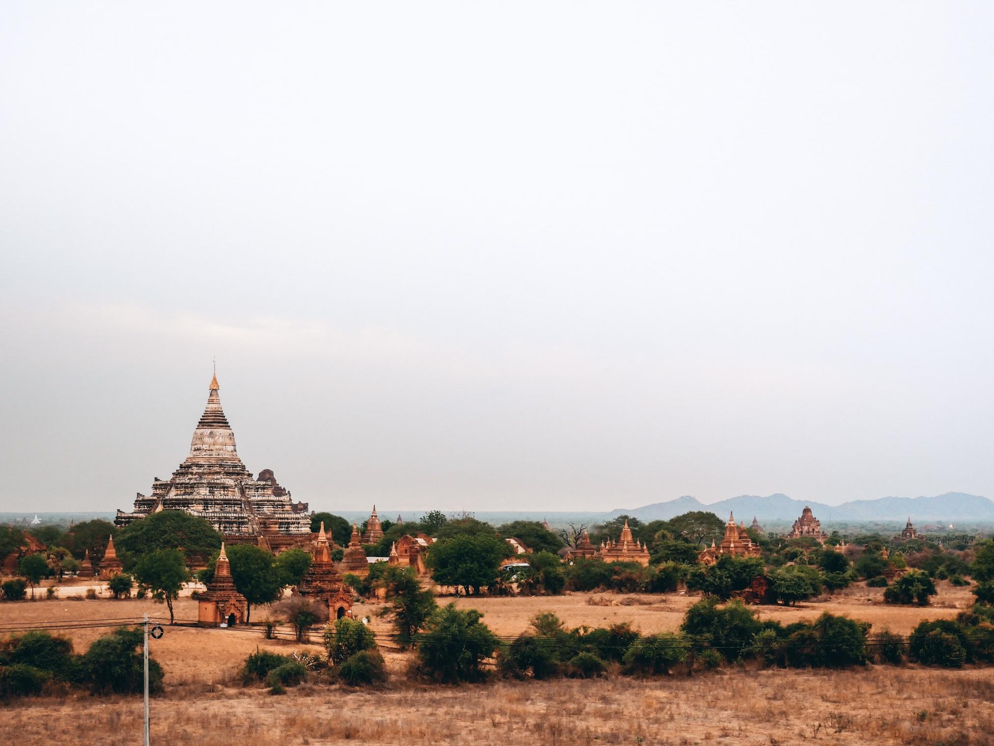 ruta por Myanmar de 21 días por libre