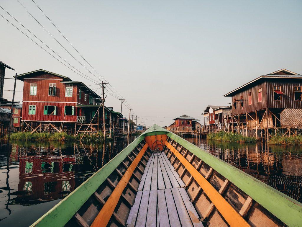 presupuesto mochilero de viaje a Myanmar