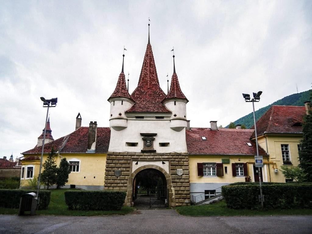 Poarta Ecaterinei de Brasov
