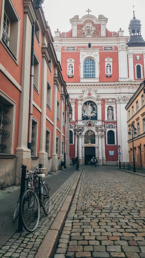 iglesia de Poznan