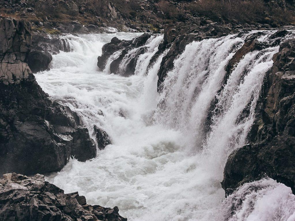 cascada de Bernafoss