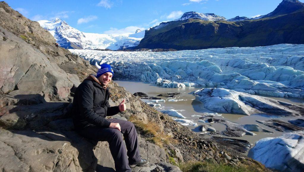 glaciar de Vatnajokull