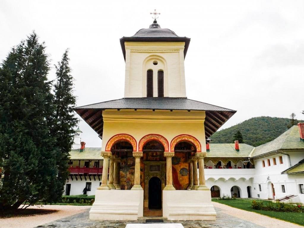monasterio de Sinaia