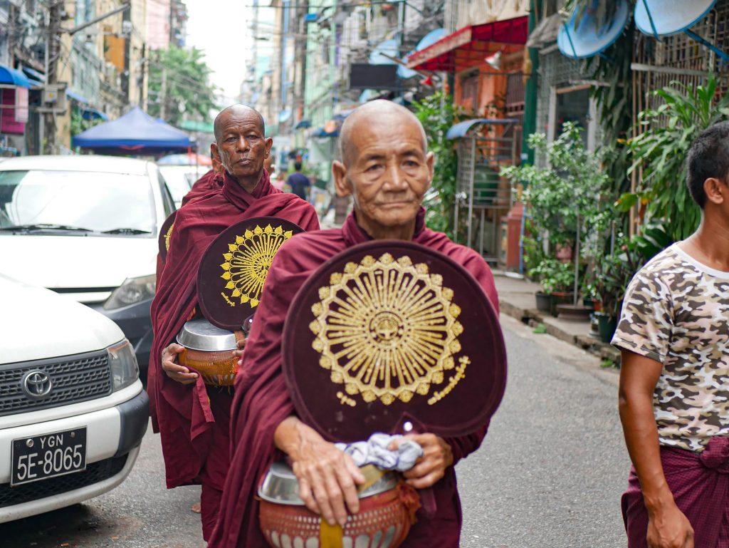 Ruta por Myanmar