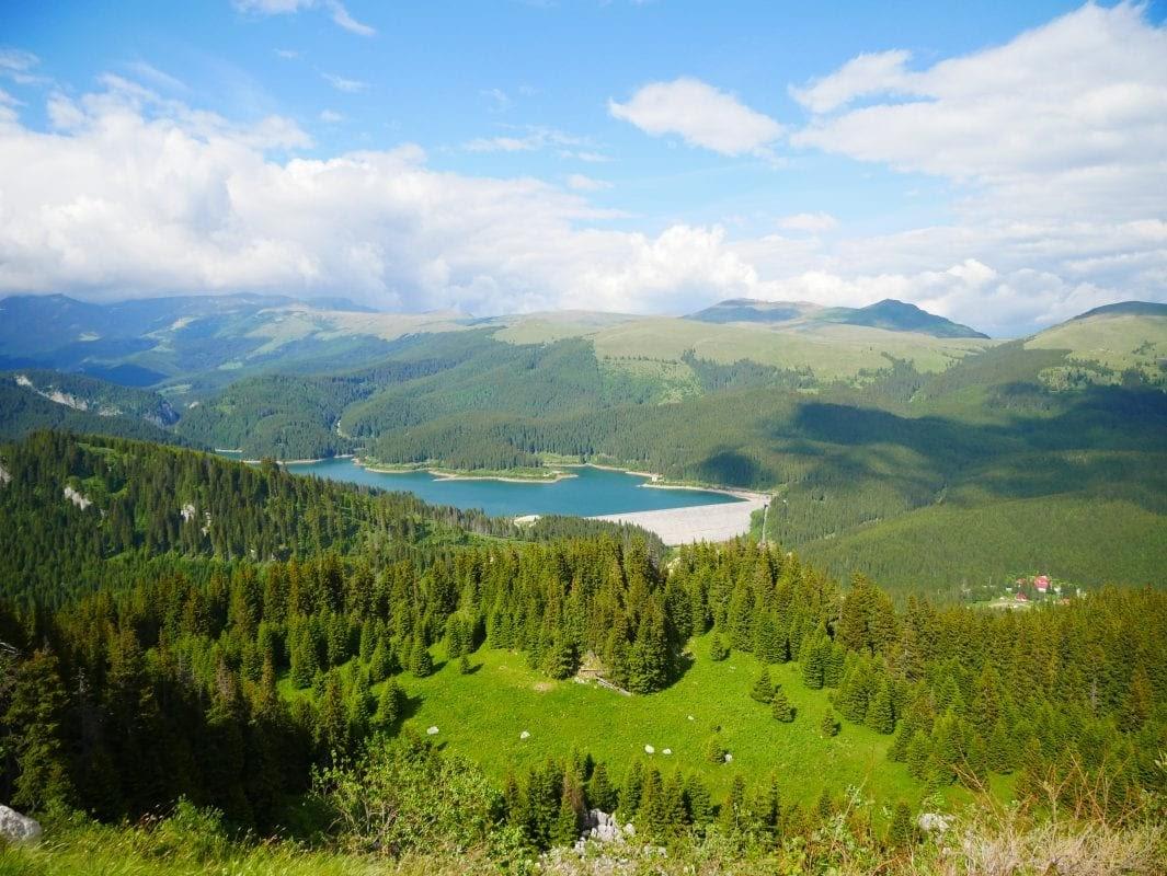 Parque nacional de Bucegi