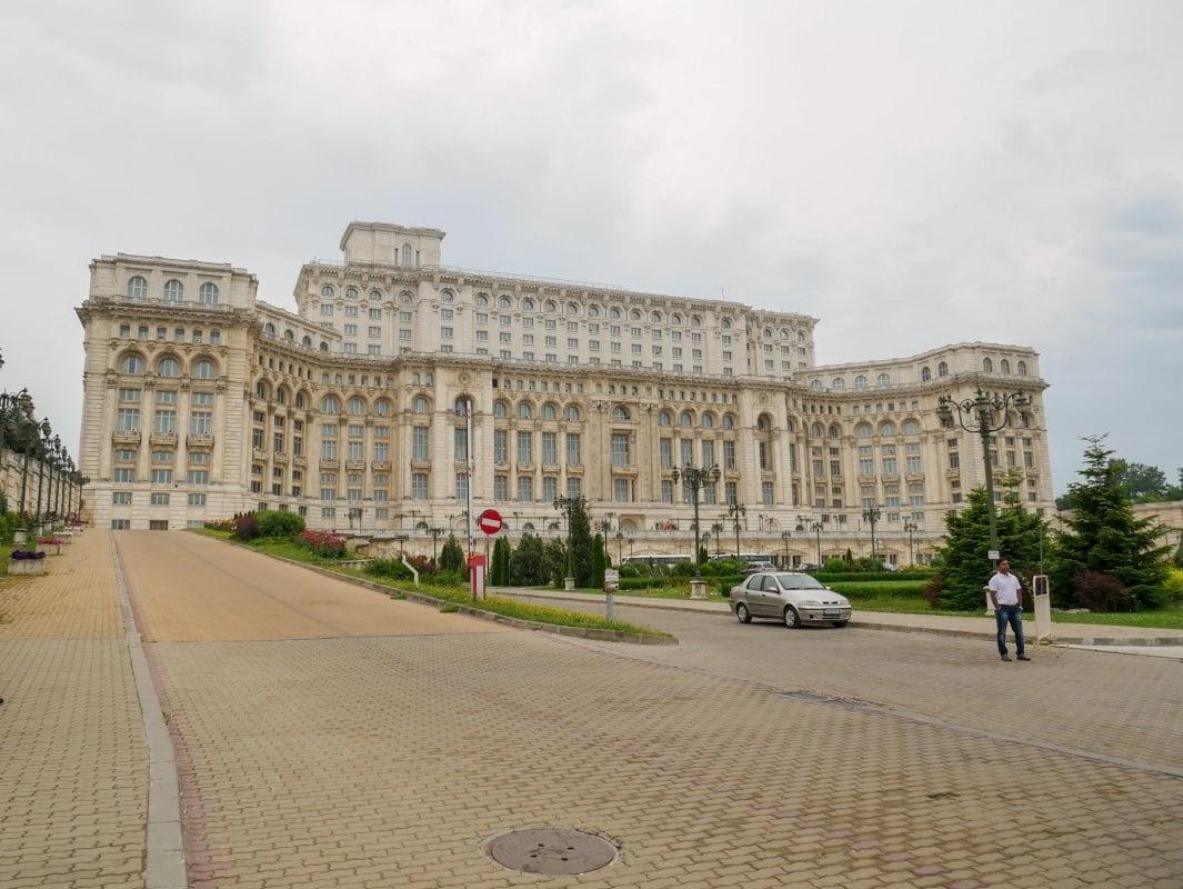 parlamento europeo de Bucarest