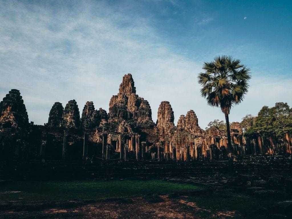 Vistas al templo Bayon