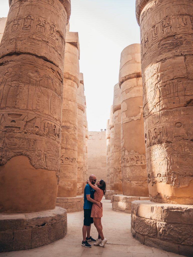 itinerario por Egipto