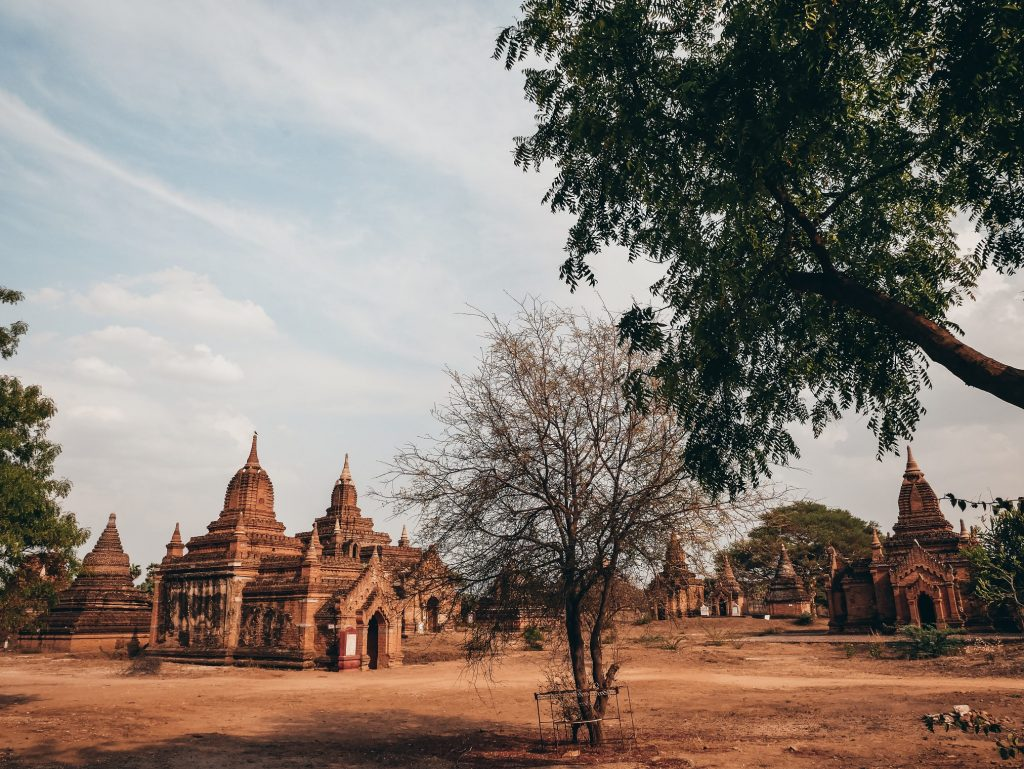 ruta por Myanmar en 21 días por libre
