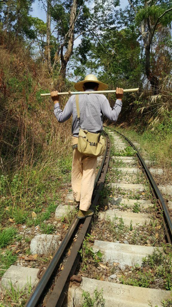 ruta por Myanmar de 21 días